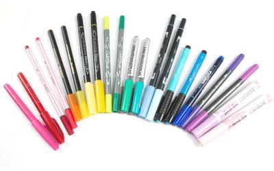 Pinselstifte – eine Übersicht über die beliebtesten Brushpens
